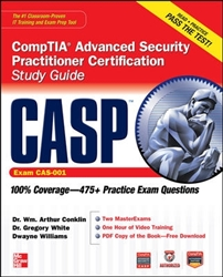 Casp Comptia Advanced Security Practitioner Certification