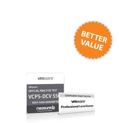 Vmware Measureup Ebundle Vcp Dcv Dcv Exam 550