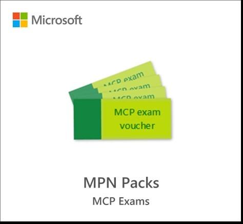 mpn packs mcp exam vouchers